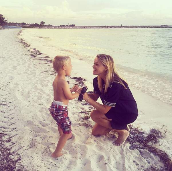 Reese Witherspoon et son fils