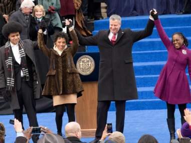 Bill de Blasio, nouveau maire de New York