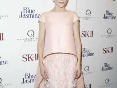Cate Blanchett, égérie lumineuse de Woody Allen, pour Blue Jasmine