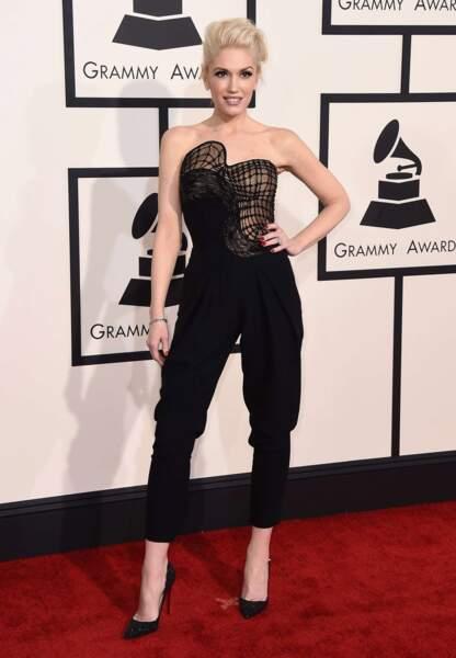 Gwen Stefani en Atelier Versace