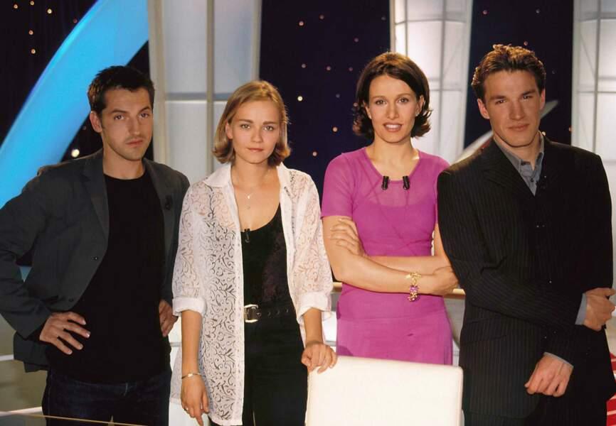 En 1999, dans l'émission Célébrités, sur TF1