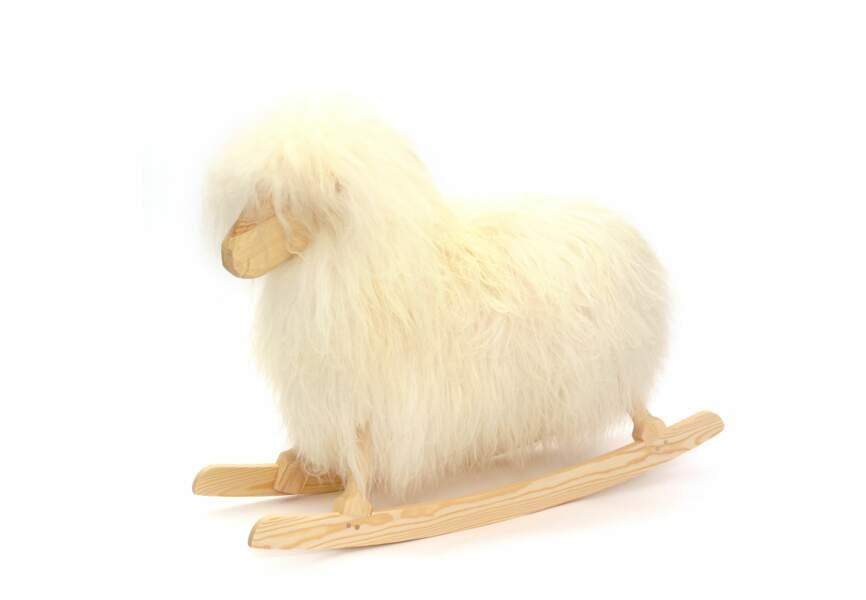 Smallable, Danish Crafts, Mouton à bascule, 369€