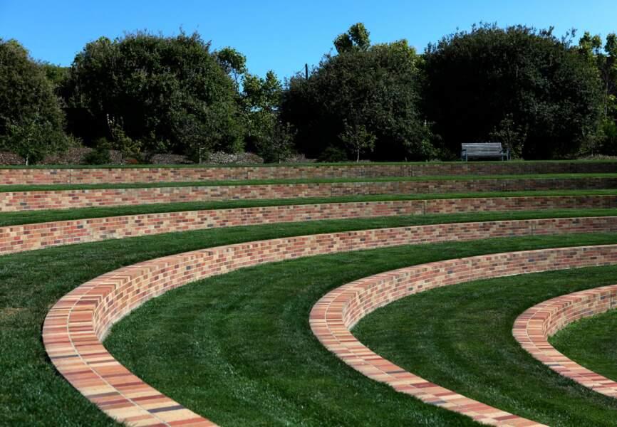 Pixar dispose également d'un amphithéâtre