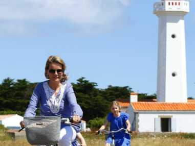 Vacances royales sur l'île d'Yeu
