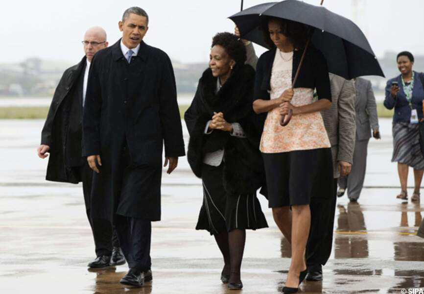 Barack Obama et Michelle