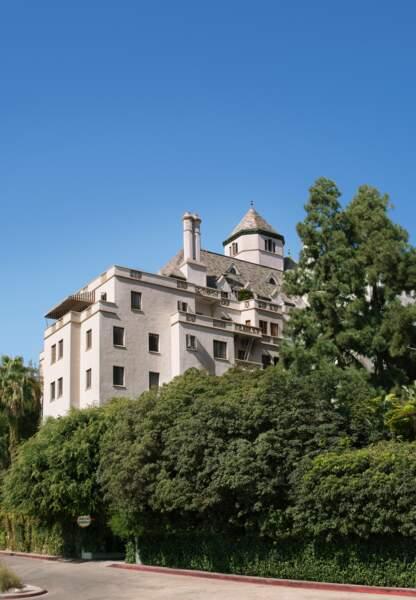 Le Château Marmont, le repaire aux allures frenchy des Américains : James Franco, Mila Kunis...