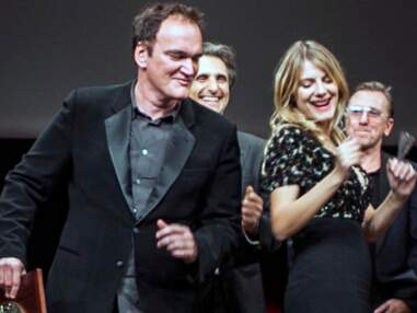 Mélanie Laurent rend hommage à Quentin Tarantino