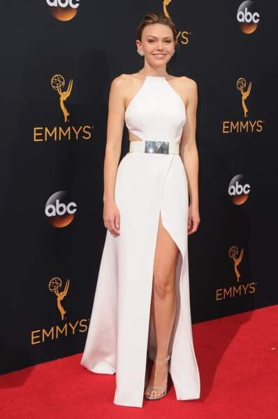 68e cérémonie des Emmy Awards - Aimee Teegarden