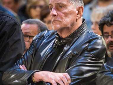 Messe hommage à Johnny Hallyday, Jean-Claude Camus très ému