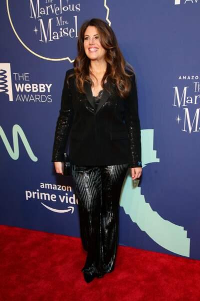 Après des tentatives de reconversion dans l'édition, la mode et la télé, Monica Lewinsky s'est faite plus discrète