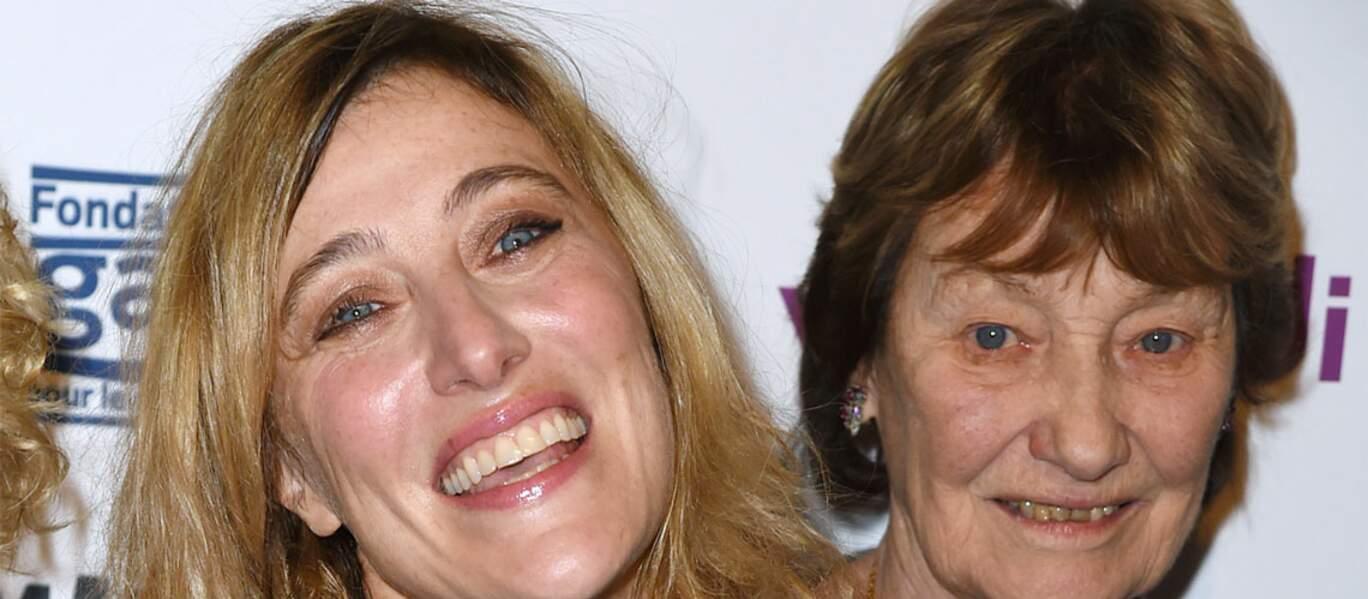 Marisa Borini, la mère de Valeria Bruni Tedeschi, apparaît à l'écran dans tous ses longs métrages.