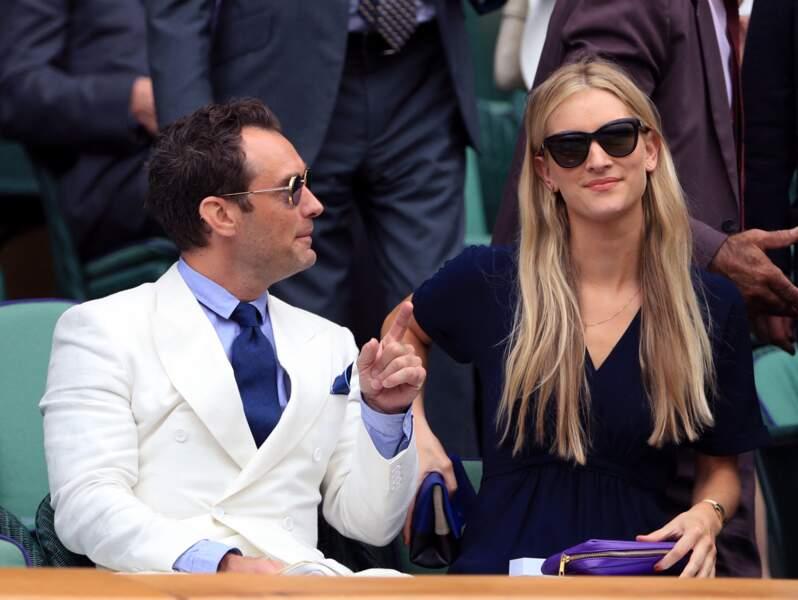 Après un mariage en petit comité, Jude Law et Phillipa Coan ont prévu une grosse fête de mariage en France