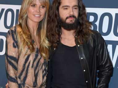 PHOTOS - Heidi Klum, une sublime quadragénaire féline, avec son fiancé Tom Kaulitz