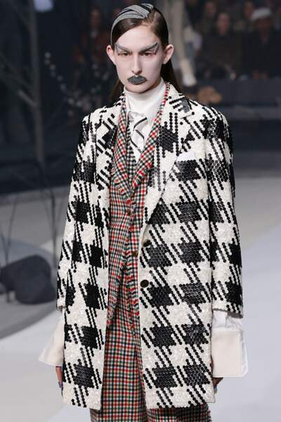 Thom Browne, collection automne-hiver, Fashion Week, New York 2017