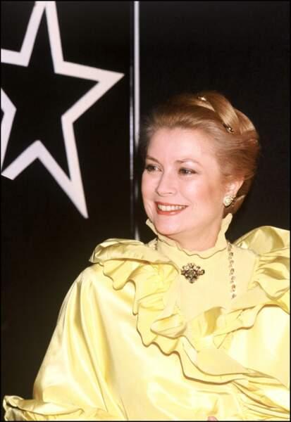La princesse Grace de Monaco est décédée le 14 septembre 1982, à l'âge de 52 ans