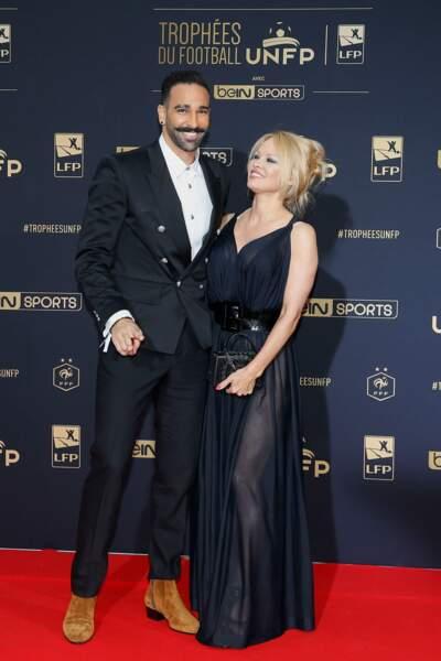 """Toujours facétieux, le compagnon de Pamela Anderson a déclaré avec humour : """"Je ne risquais pas d'en prendre un"""""""
