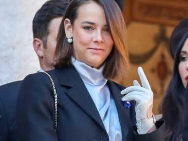 PHOTOS - Pauline Ducruet très élégante et stylée lors de la fête nationale à Monaco