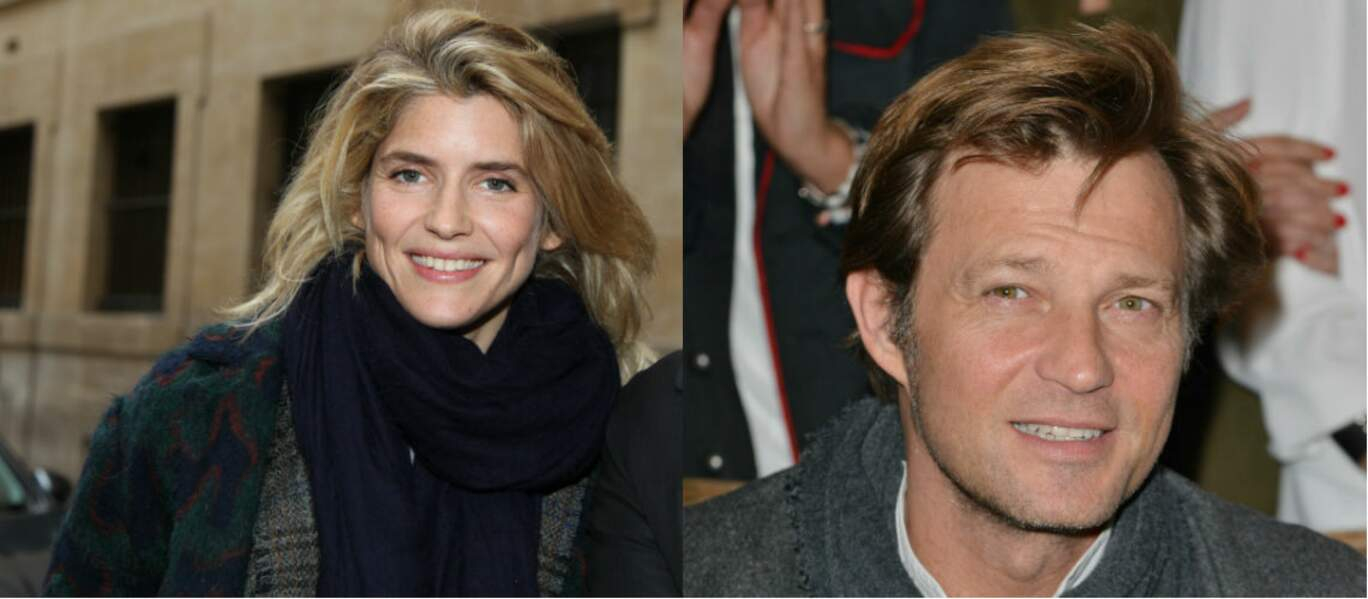 Invitée au JT de France 2 en 2012, Alice Taglioni a succombé au charme de Laurent Delahousse