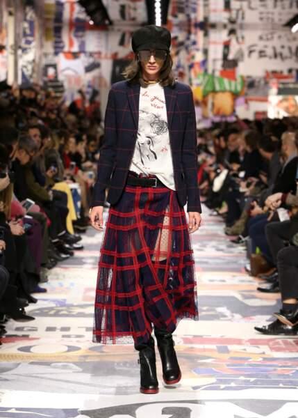 Chez Dior, un seul talon : version botte et bottines, pour mille-et-une propositions.