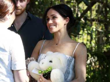 Meghan Markle, enceinte : pourquoi elle ne quitte pas son bijou porte-bonheur en Australie ?