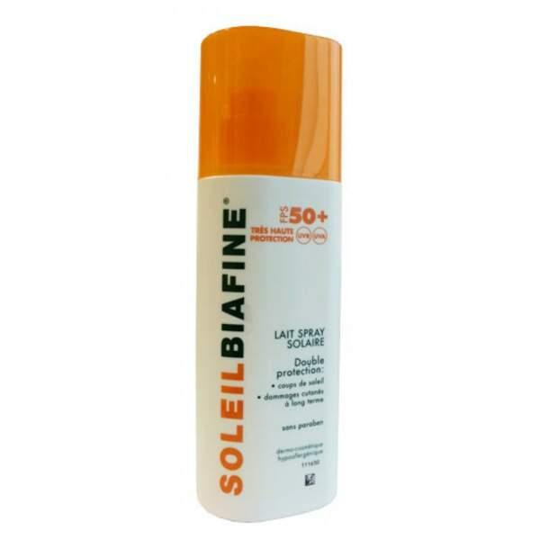 Lait Spray FPS 30 (16,07€) et 50 (16,35 €) de Cicabiafine,