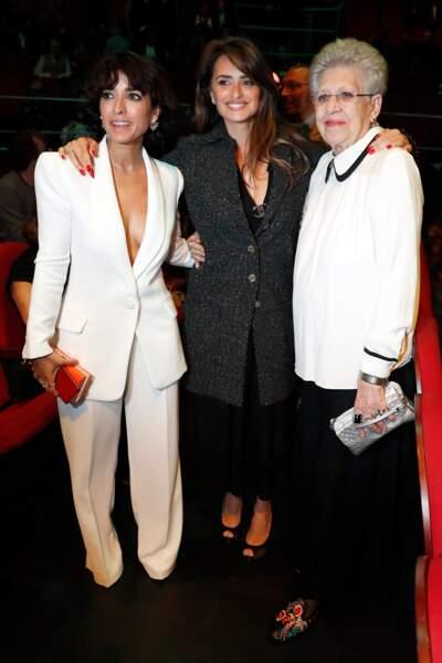"""Proche de sa belle-fille, Pilar Bardem confiait à son sujet en 2011 : """"C'est une femme merveilleuse"""""""