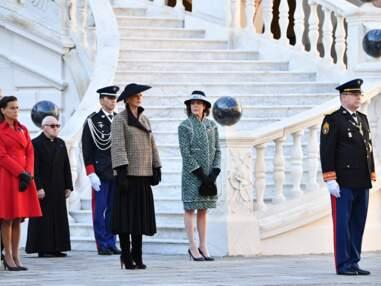 La famille princière de Monaco au grand complet pour la fête nationale