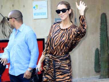 Les looks très fashion de Céline Dion