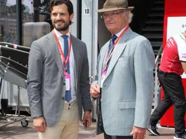 PHOTOS - Pierre Casiraghi et Carl Philip de Suède : la présence remarquée des deux princes à Monaco