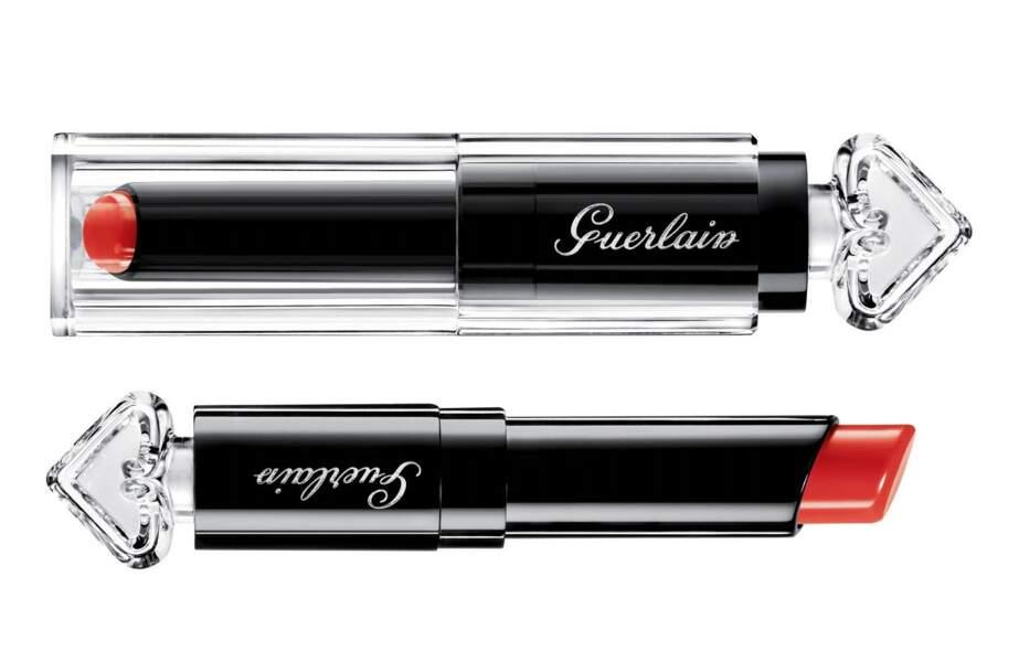 Rouge à lèvres La Petite Robe Noire, Guerlain, 29,50€