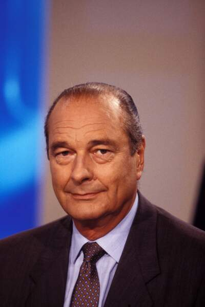 Jacques Chirac, 1995...