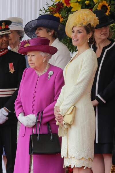 Deux reines, deux styles,