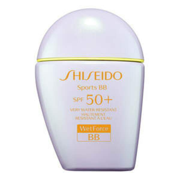 Sport BB 50+, Shiseido, 34,50 €