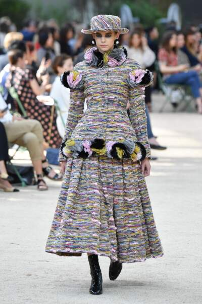 Chanel, haute couture, automne hiver 2017-18