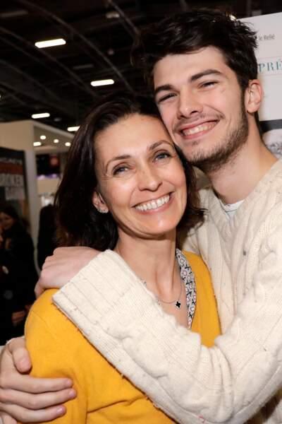 Aïtor est le premier enfant qu'a eu Adeline Blondieau avec l'ex-mannequin Sergio Temporelli