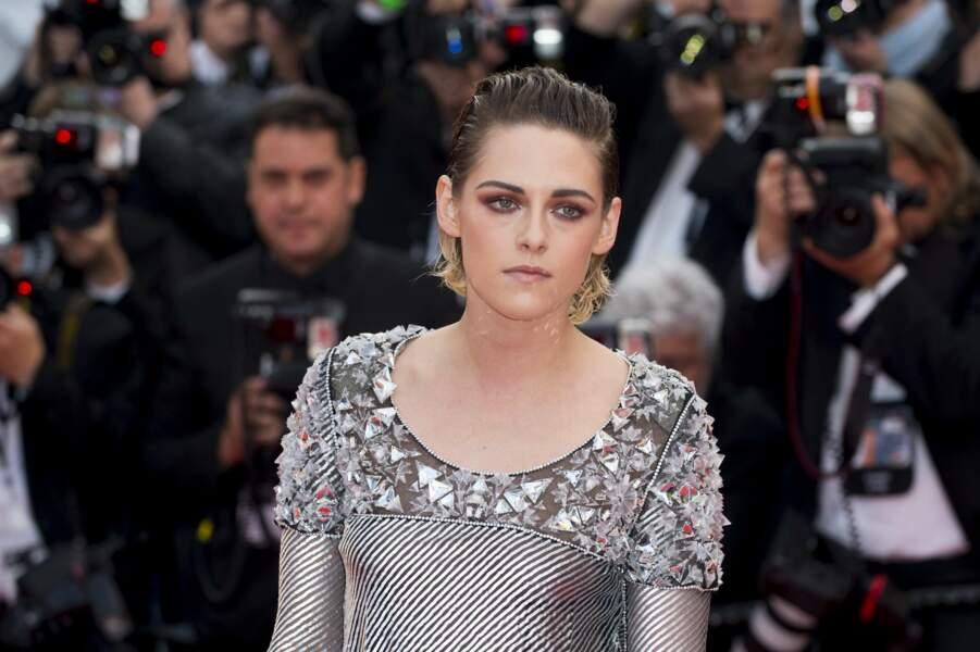 L'actrice était resplendissante pour sa montée des marches !