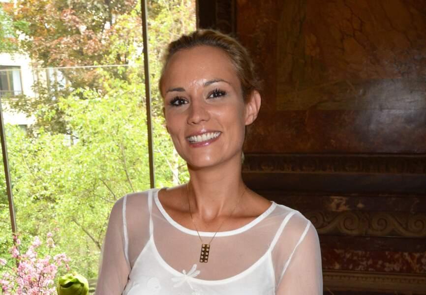 Elodie Gossuin a dû cacher son tatouage jusqu'à son élection de Miss France
