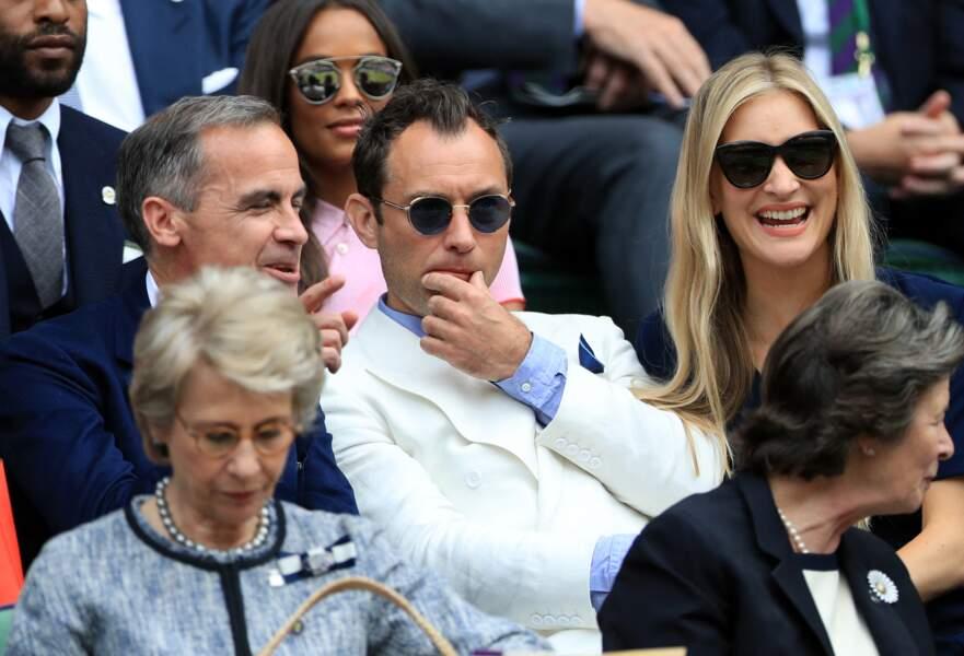 Depuis le 30 avril dernier, Jude Law et Phillipa Coan sont des jeunes mariés