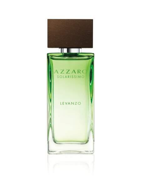Eau de parfum Levanzo, Azzaro Solarissimo, 45,90 €