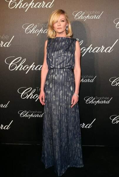 Kirsten Dunst en Schiaparelli