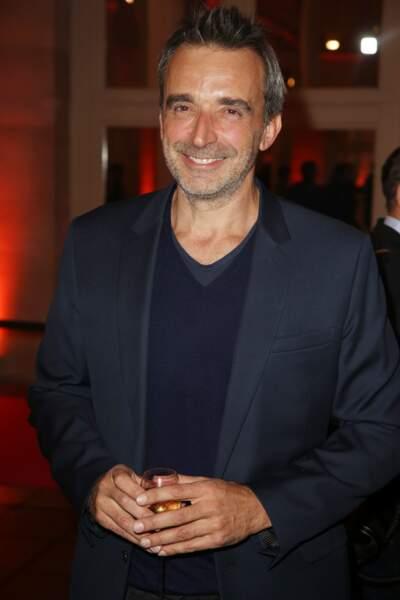 Clément Miserez était également présent ce mardi 5 février à la cérémonie des Trophées du film français