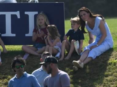 PHOTOS – Kate Middleton, maman aimante pour ses enfants George et Charlotte