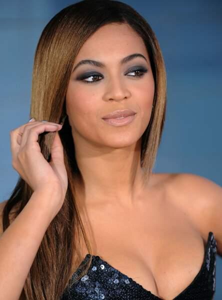 Un smoky noir intense comme Beyoncé