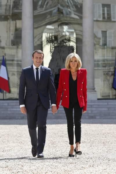 Brigitte Macron a été sensibilisée à la question de l'autisme via une ancienne élève