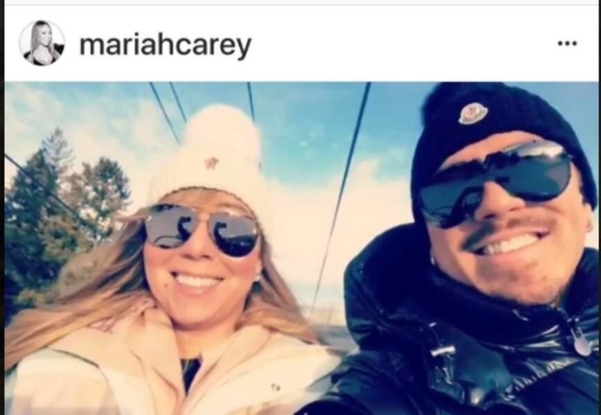 Mariah Carey à Aspen