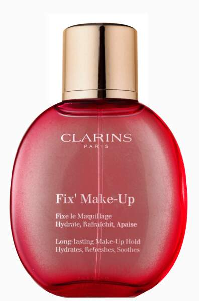 Fanny Maurer adore la brume Fix Make'Up pour fixer ses maquillages