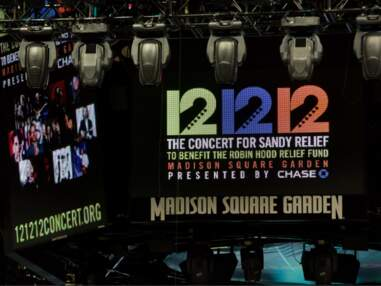 Concert 12.12.12 au profit des victimes de l'ouragan Sandy