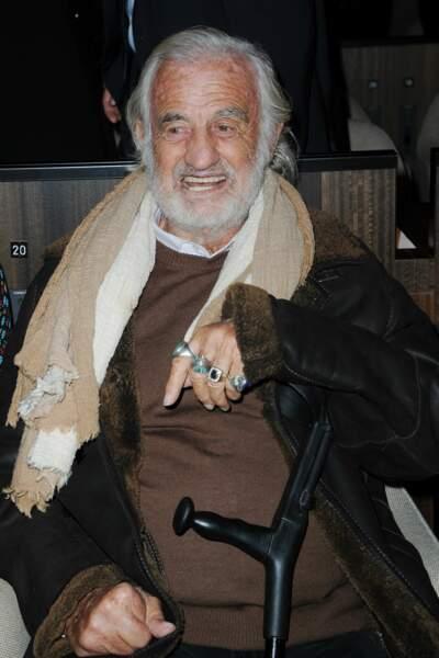 Jean-Paul Belmondo a 84 ans