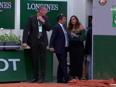 PHOTOS - La tenue de Marion Bartoli fait sensation à Roland Garros