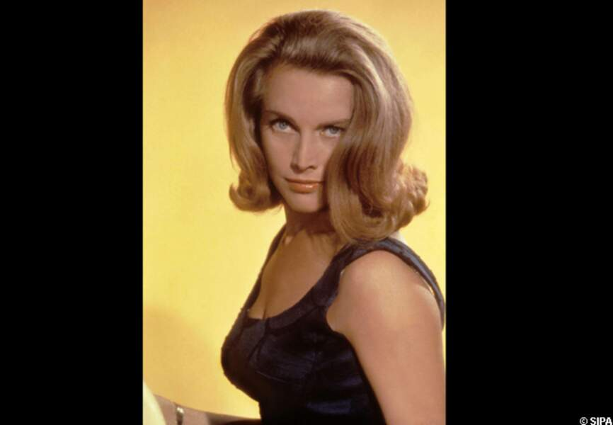 Honor Blackman, dans Goldfinger (1964)